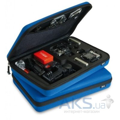 SP Gadgets Кейс POV Case Large GoPro-Edition Blue (52041)