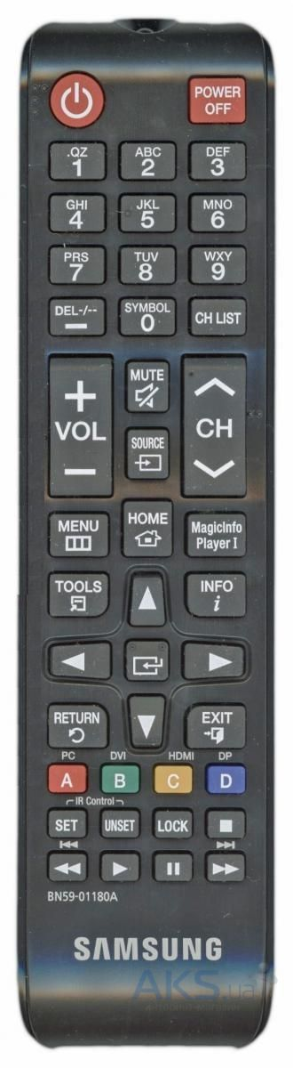 Пульт телевизора samsung схема 482