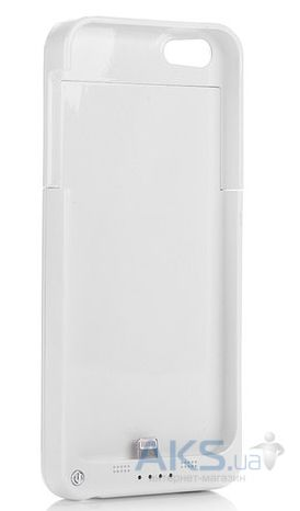 Внешний аккумулятор AIRON Power Case for Apple iPhone 5/5S White