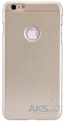 Чехол Nillkin Super Frosted Shield Apple iPhone 6 Plus, iPhone 6S Plus Gold