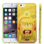 Чехол REMAX Primitive Series Apple iPhone 6, iPhone 6S Gold