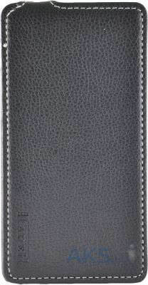 Чехол Carer Base Leather Flip Case for Huawei Honor 3 U8860 Black