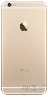 Корпус Apple iPhone 6 Plus Original Gold