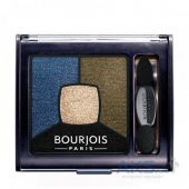 Тени Bourjois Smoky Stories Palette №10 - Welcome Black