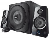 Колонки акустические Trust Tytan 2.1 Subwoofer Speaker Set with Bluetooth Black (19367)