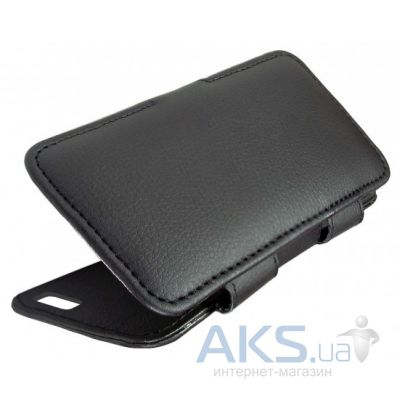 Чехол Sirius book case for Doogee X5 Black