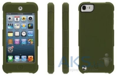 Чехoл Griffin Protector for iPod touch 5G Olive (GB35667)