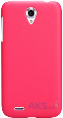 Чехол Nillkin Super Frosted Shield Lenovo A859 Red