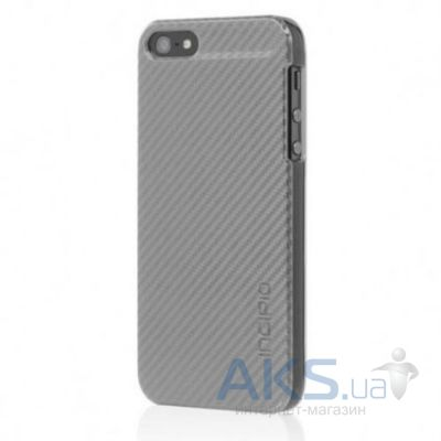 Чехол Incipio Feather CF for iPhone 5/5S Silver