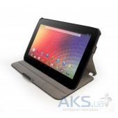 Вид 2 - Чехол для планшета Tuff-Luv Leather Slim-Stand Case (H8_9) for Google Nexus 10 Black