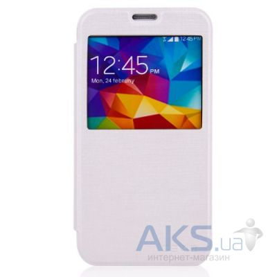 Чехол Devia Tallent for Samsung Galaxy S5 White