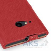 Вид 4 - Чехол TETDED Flip Leather Series Microsoft Lumia 730, Lumia 735 Red