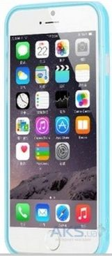 Чехол Rock Duplex Slim Guard Apple iPhone 6, iPhone 6S Turquoise