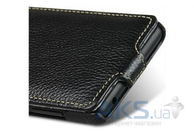 Вид 6 - Чехол Melkco Leather Case Jacka for Nokia Lumia 820 Black (NKLU82LCJT1BKLC)
