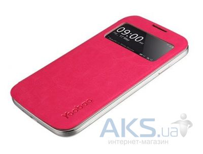Чехол Yoobao Slim III Leather case for Samsung i9500 Galaxy S IV Rose (LCSAMS4-SIIIRS)