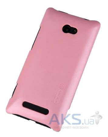 Чехол Nillkin Multi Color Series HTC 8X Accord C620e Pink