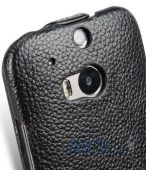 Чехол Melkco Jacka Light PU leather case for HTC One M8 Black (O2O2M8LCJT1BKPULC)