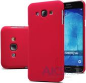 Чехол Nillkin Super Frosted Shield SSamsung A800 Galaxy A8 Red