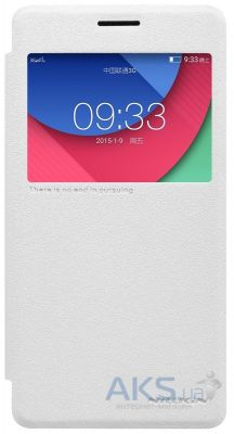 Чехол Nillkin Sparkle Leather Series Lenovo Vibe P1 White