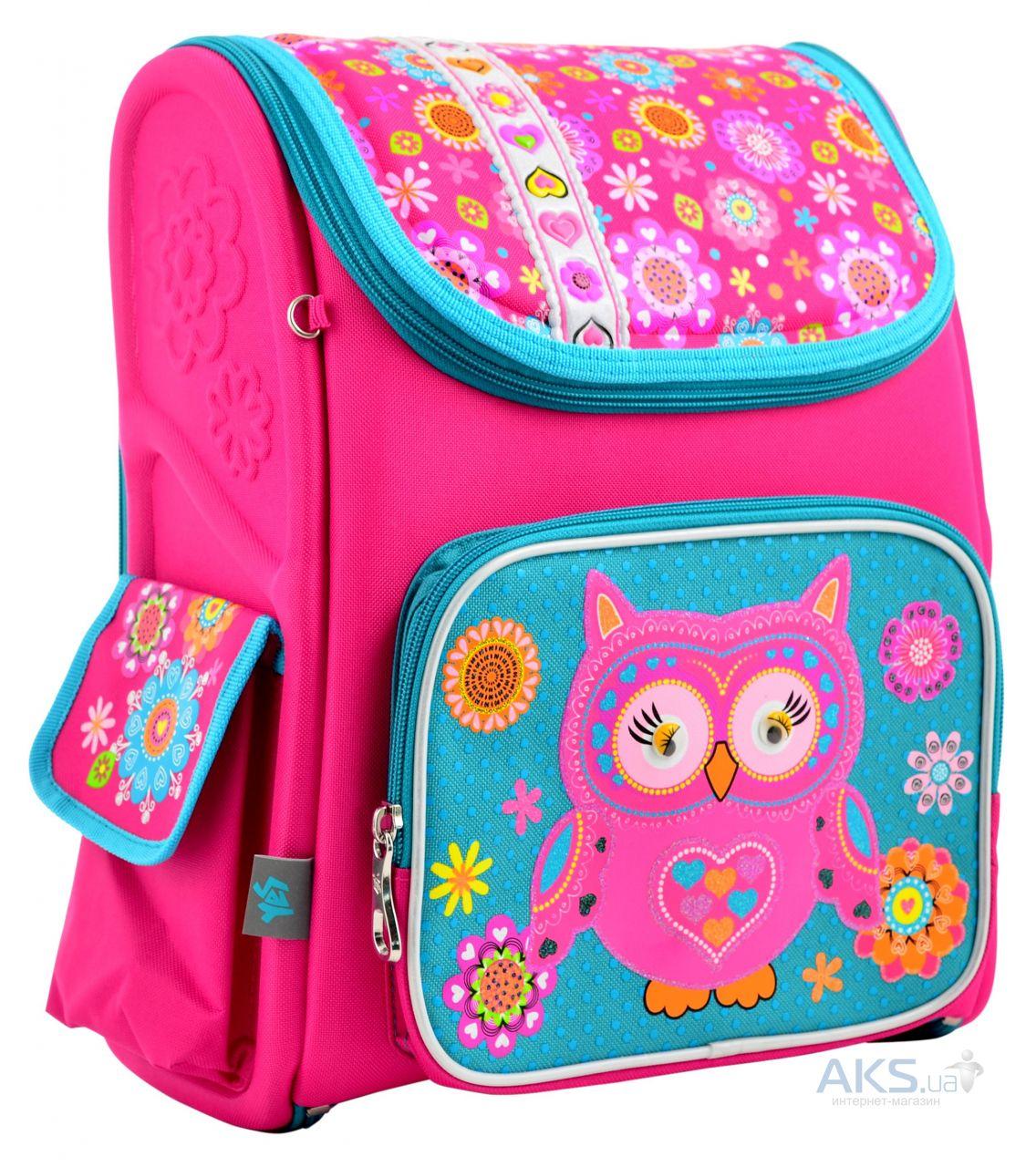 Рюкзак каркасный 1 Вересня H-17 Owl (555100)