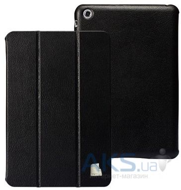 Чехол для планшета JustCase Leather Case For iPad mini Black (SS00012)