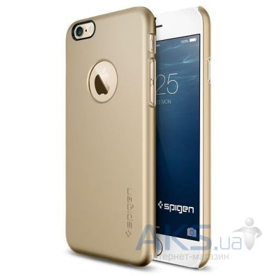 Чехол SGP Case Thin Fit A Series Apple iPhone 6, iPhone 6S Champagne Gold (SGP10943)
