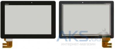 Сенсорные панели (тачскрин) Asus Eee Pad Transformer TF300, Eee Pad Transformer Prime TF301 rev. G01 69.10I21.G01 Original Black