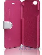 Чехол ITSkins Angel for iPhone 6 Plus White/Pink (AP65-ANGEL-WHPK)