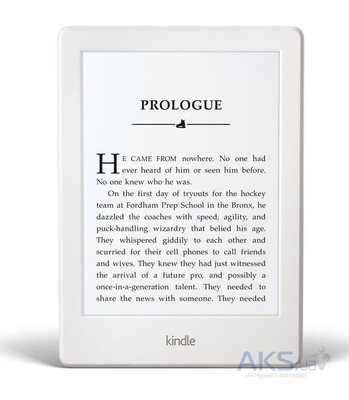 Электронная книга Amazon Kindle 6 2016 White