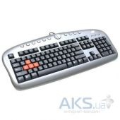 Клавиатура A4Tech KB-28G USB Silver