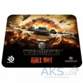 Коврик Steelseries QcK World of Tanks Tiger Edition (67272)