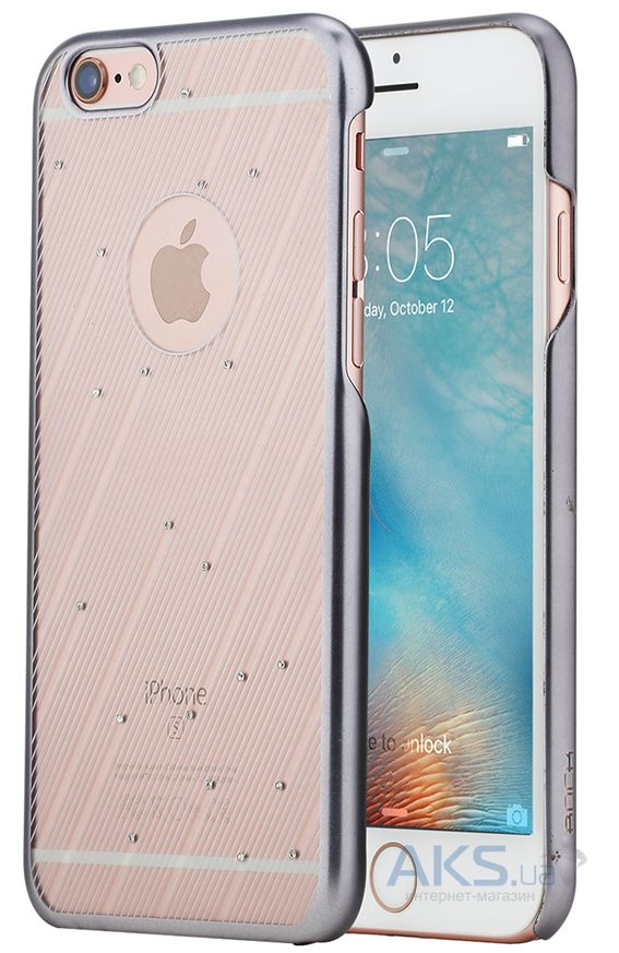Чехол Rock Meteor Series Apple iPhone 6 Plus, iPhone 6S Plus Gray