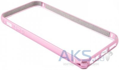 Чехол Devia Buckle Curve Apple iPhone 5, iPhone 5S, iPhone SE Pink