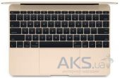 Вид 7 - Ноутбук Apple MacBook A1534 (Z0RW00049) Gold