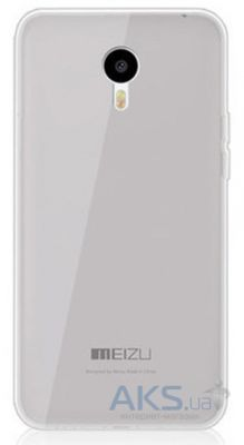 Чехол Remax TPU Ultrathin Series для Meizu M2 Note Black