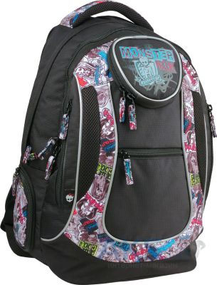 Рюкзак KITE Monster High MH15-804L