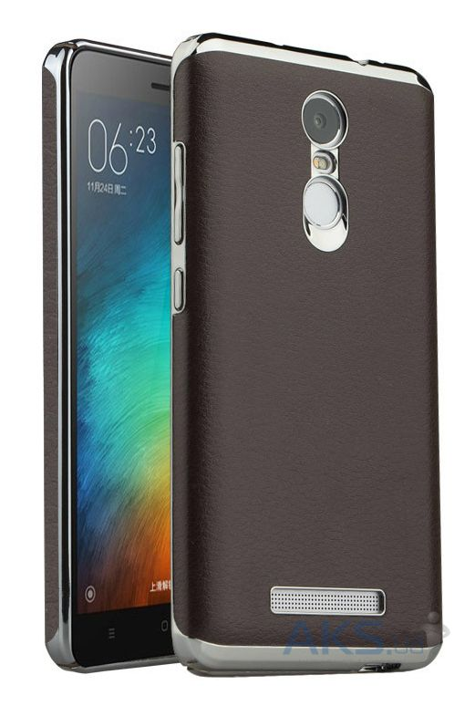 Чехол Slenky Buisness Leather Series Xiaomi Redmi Note 3, Redmi Note 3 Pro Brown