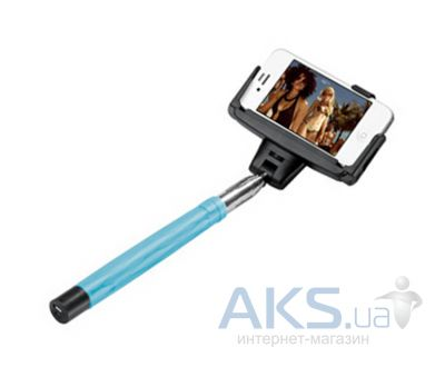 Монопод Selfieman D-09 Wireless Blue