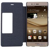 Вид 4 - Чехол Nillkin Sparkle Leather Series Huawei Ascend P9 Black