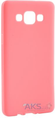 Чехол Melkco Poly Jacket TPU case for Samsung A500F Galaxy A5 Pink