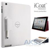 Вид 4 - Чехол для планшета Ozaki iCoat Notebook+ for iPad 4/iPad 3/iPad 2 White (IC509WH)