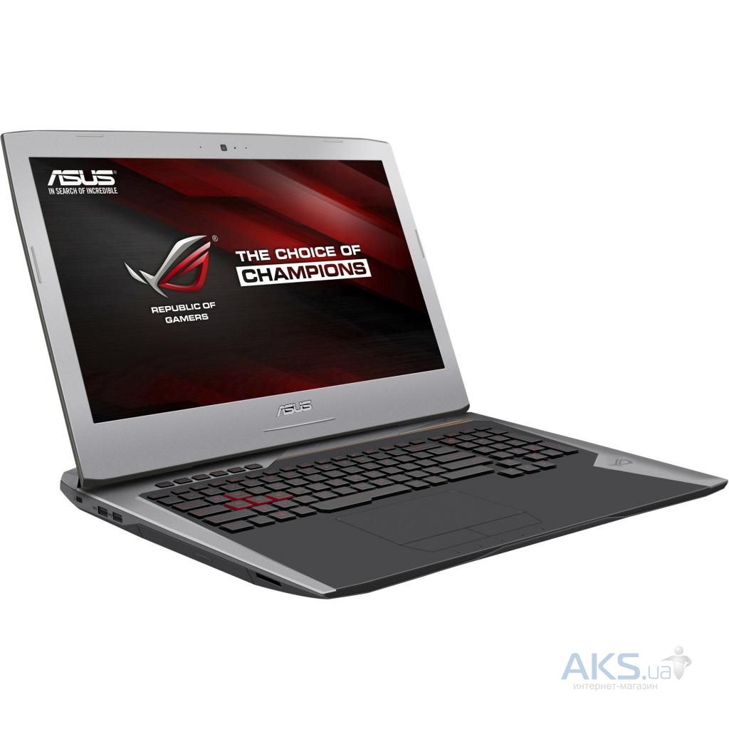 Ноутбук Asus G752VY (G752VY-GC190T)