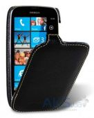 Чехол Melkco Jacka leather case for Nokia Lumia 620 Black (NKLU62LCJT1BKLC)
