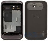 Корпус HTC Wildfire S A510e Grey