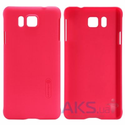 Чехол Nillkin Super Frosted Shield Samsung G850, S-5 Alpha Red