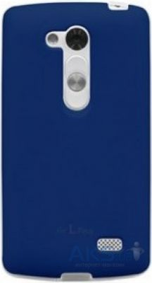 Чехол VOIA Jell Skin for LG Optimus L70+ Dual (D295/Fino) Navy