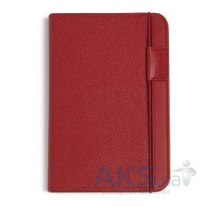 Обложка (чехол) Amazon Kindle Leather Cover Red