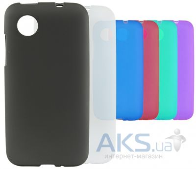 Чехол Original TPU Case LG Optimus L90 D405 Violet