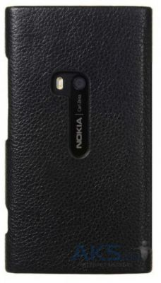 Чехол Melkco Snap leather cover for Nokia Lumia 920 Black (NKLU92LOLT1BKLC)