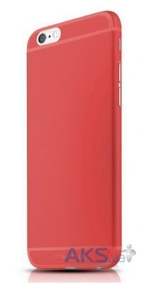 Чехол ITSkins ZERO 360 for iPhone 6 Plus Red (AP65-ZR360-REDD)
